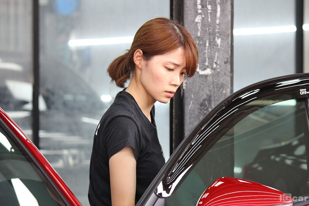 IGcar愛駒養車 高雄鳳山哈士奇專業汽車美容