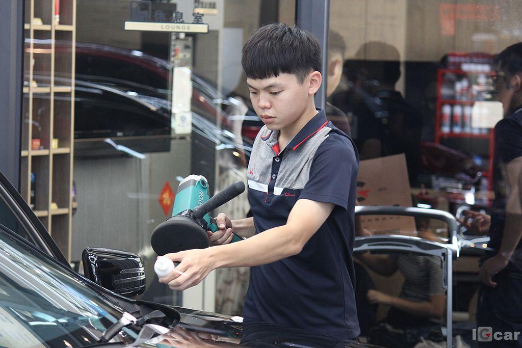 愛駒職人 台南達特專業車體鍍膜