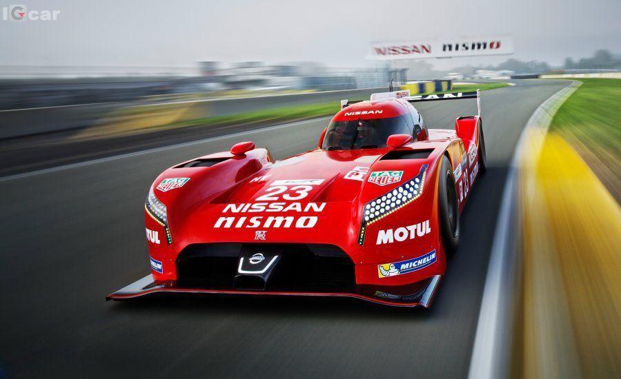 IGcar 愛駒養車 GT-R LM Nismo LMP1