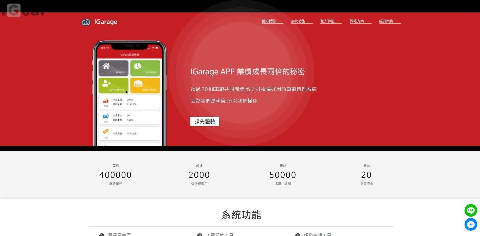 IGcar 愛駒資訊 藍濤亞洲 投資