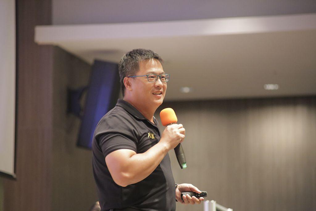 IGcar愛駒資訊 2020 車後市場趨勢論壇 大城輪胎彭志良
